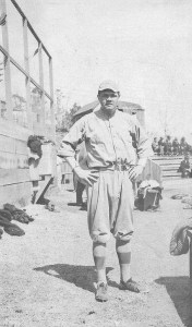 """Babe Ruthpitches four innings against theBrooklyn Robins, allowing just one hit, before giving way to a group of ineptBoston Red Soxrelievers. Brooklyn wins, 11 - 2, and reigns as """"Hot SpringsChamps."""""""