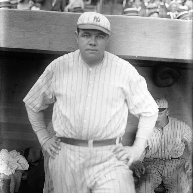In the season opener for the New York Yankees, Babe Ruth goes 5 for 5, as New York and Carl Mays beat the Philadelphia Athletics, 11 – 1.