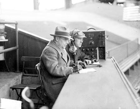 On WMAQ, Hal Totten, a Chicago Daily News play-by-play reporter, does a play-by-play radio report of the 12-1 Cubs' victory over the Cardinals. It will be the first broadcast of every Cub and White Sox home game of the season, marking the first time a team's games have been on the airwaves on a regular basis.