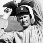 1924 - Walter Johnson hurls a seven-inning rain-shortened no-hitter against the Browns, winning by a score of 2 - 0.