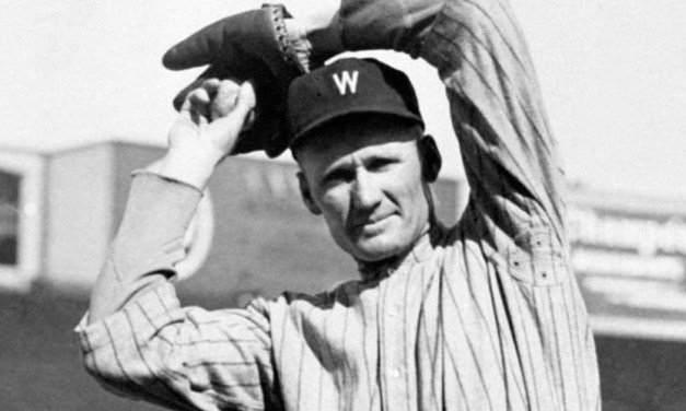 1924–Walter Johnsonhurls a seven-inning rain-shortenedno-hitteragainst theBrowns, winning by a score of 2 – 0.