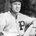 The New York Giants and Pittsburgh Pirates swap pitchers: Burleigh Grimes for Vic Aldridge. Grimes, 19-8 with the Giants last season, will lead the National League in wins this year with 25 after his return to Pittsburgh. Aldridge holds out till May 3, and then will win just four games for New York.