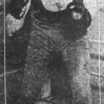 """Commissioner Landisbans boxing for all players following the brief boxing career ofChicago White Soxfirst basemanArt Shires. His challenge to sluggerHack Wilsonpurportedly prompts the ban. Shires fought several suspected bouts that resulted in his being suspended by the boxing commissions of 32 states but loses a desultory five-rounder to Chicago Bears center George """"The Brute"""" Trafton. Shires did win a punch-out with Sox managerLena Blackburneand two hotel detectives late last season."""