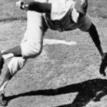 Jim Bunning records the 1,000th strikeout of his National League career