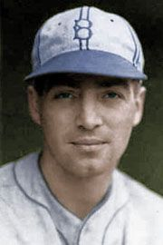 Johnny Frederick of the Brooklyn Dodgers sets a major league record by hitting his sixth pinch-hit home run of the season