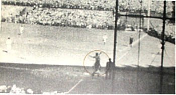 "Babe Ruth's ""called shot"" home run"