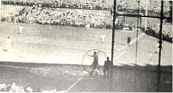 """Babe Ruth's """"called shot"""" home run"""