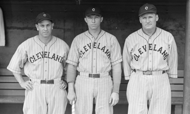 Walter Johnson assumes the managerial reins of the Cleveland Indians