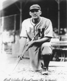 Joe Hauser of the American Association's Minneapolis Millers sets a professional record by hitting his 68th and 69th home runs