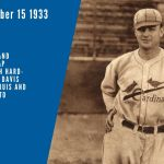 The Phillies and Cardinals swap catchers, with hard-hitting Virgil Davis going to St. Louis and Jimmy Wilson to Philadelphia