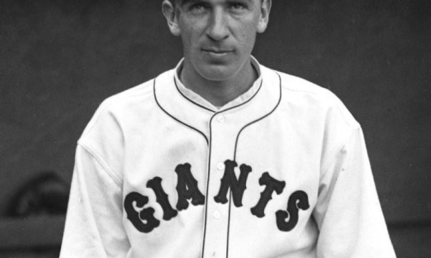 Carl Hubbell, working two innings in relief, wins his 24th consecutive game when the Giants beat Cincinnati, 3-2. Mel Ott's ninth-inning home run proves to be the difference in the Crosley Field contest.