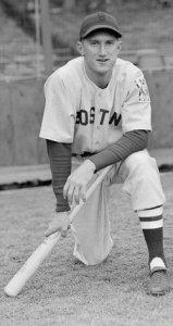 Boston Red Sox third baseman Jim Tabor slugs two grand slams in a 17-7 win over the Philadelphia A's