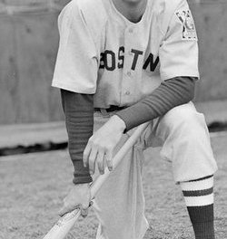 Boston Red Sox third baseman Jim Tabor slugs two grand slams in a 17-7 win over the Philadelphia A's