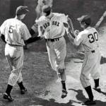 Boston Red Sox star Ted Williams hits a dramatic two-out, three-run homer in the bottom of the ninth inning, giving the American League a 7-5 win in the All-Star Game