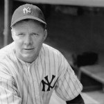 1943-New York YankeespitcherSpud Chandlershuts out theSt. Louis Cardinals, 2 - 0, as the Yankees win theWorld Seriesin five games. Chandler gives up 10 hits and strands 11 runners.Bill Dickey's two-run homer in the 6th inning is the difference.