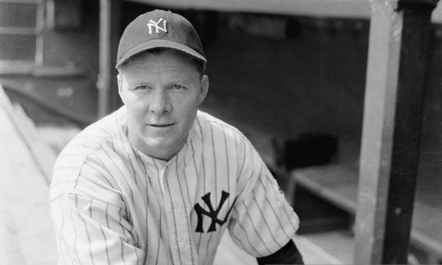 1943 – New York Yankees pitcher Spud Chandler shuts out the St. Louis Cardinals, 2 – 0, as the Yankees win the World Series in five games. Chandler gives up 10 hits and strands 11 runners. Bill Dickey's two-run homer in the 6th inning is the difference.