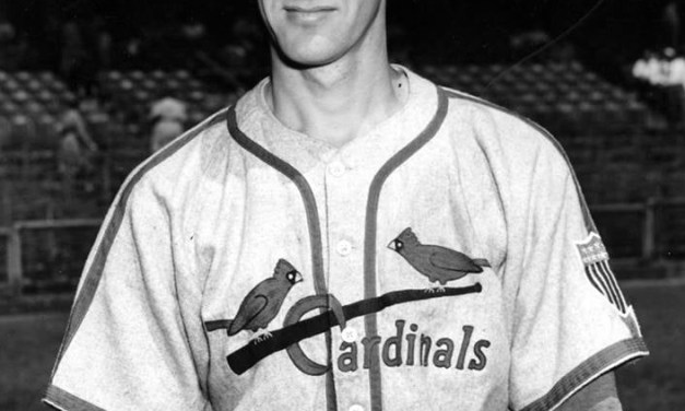 1944 –  Official National League statistics published today show Brooklyn's Dixie Walker at the top of the hitters with a .357 batting average, ahead of Stan Musial at .347. In an even closer vote than occurred in the American League, the National League Most Valuable Player Award goes to fielding wizard shortstop Marty Marion of the Cardinals, who tallies one more vote than Cubs slugger Bill Nicholson (189). The Cardinals committed only 112 errors and fielded .982, both better than previous records held by the 1940 Cincinnati Reds. Marion is the third different Cardinals player in three years to win MVP honors.
