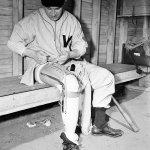 Bert Shepard, a one-legged pitcher, begins a successful tryout with the Washington Senators