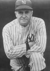 New York Yankees announce the resignation of manager Joe McCarthy