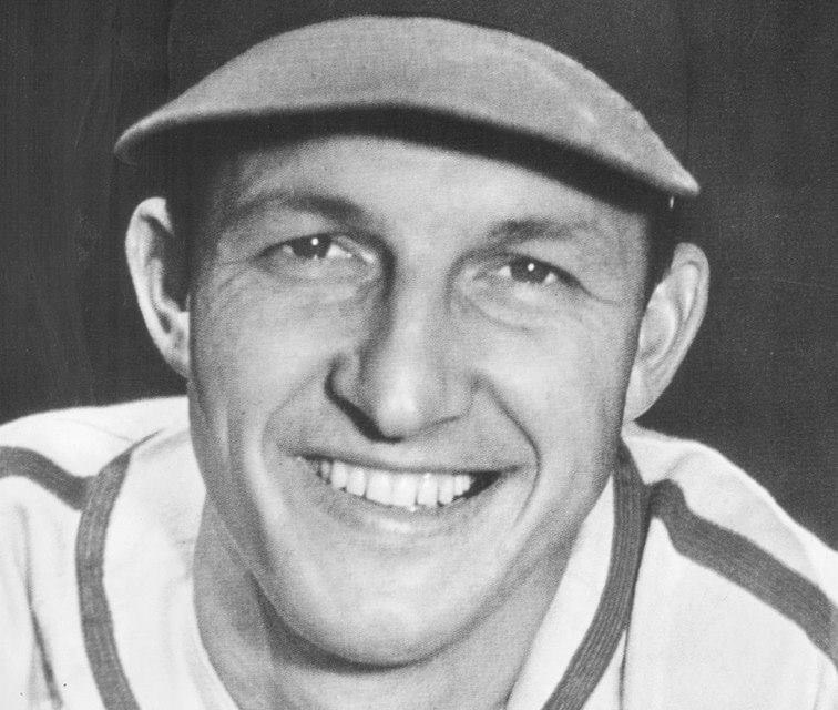 Stan Musial has eight hits in nine at-bats in a doubleheader sweep for the Cardinals against the Reds. The Reds lose the opener despite Grady Hatton' Max West' and Ray Mueller banging consecutive homers in the 8th inning' a first in Reds history.