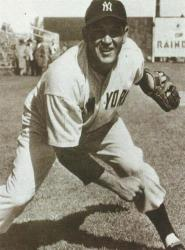 New York Yankees acquire pitcher Allie Reynolds from the Cleveland Indians for former American League MVP Joe Gordon