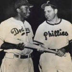 Philadelphia manager Ben Chapman admits he had been 'kinda loud' in leading his team in verbally abusing Jackie Robinson with racial slurs