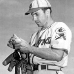 Tony Freitasgets his 220thPacific Coast Leaguewinin theSacramento Solons' defeat of theSeattle Rainiers. The losing pitcher isDick Barrettwho has 211 wins in the PCL.