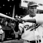 TheDodgerssteal eight bases, including a 5th-inningtriple stealwithJackie Robinsonon the front end. But theBraveswin, 4 - 3, to move two games ahead of second-place Brooklyn. In the last 19 steal attempts against the Braves, no Dodger has been thrown out.