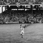 1952 World Series Game 1 Duke Snider after Joe Black ends game 1