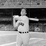 1955-Vic Wertzof theIndiansis diagnosed as having non-paralytic polio and is lost for the season. He will return next year.
