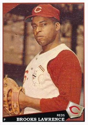 TheCincinnati Redlegssend pitcherJackie Collumto theSt. Louis Cardinalsin exchange for pitcherBrooks Lawrenceand a prospect. Lawrence, who finished the year at 5 – 1 after spending time in the minors, will open the 1956 season with 13 straight victories.