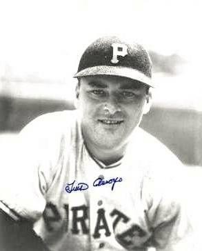 Luis Arroyo hits 8th and Bill Mazeroski 9th for the Pirates. It will be 51 years before another Pirate pitcher hits 8th when Paul Maholm does so in 2008. Manager Bobby Bragan had batted the pitcher 7th 20 games in a row in August-September of 1956.