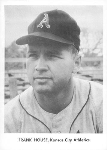 1958–Frank Houseof theKansas City Athleticsscores two runs as apinch hitterin an eight-run 8th inning, as the Athletics trim theCleveland Indians, 9 – 4. House's feat is just only the sixth occurrence in major league history.