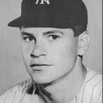 New York Yankees pitcher Bob Turley, wins the 1958 Cy Young Award winner