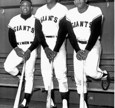 Giants trade Bill White to make room for Orlando Cepeda and McCovey