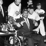 93000 Fans turnout for Roy Campanella Night