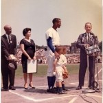 "Mayor Richard Daley declares ""Ernie Banks Day"" in Chicago and 26,000 fans cheer the Cubs' slugger. Banks then goes hitless as Pittsburgh wins, 5 - 4."