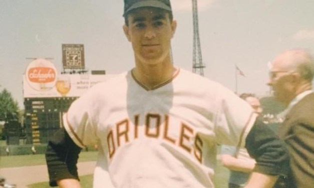 OrioleteenagerJim Palmerpicks up his first major leaguewin, topping theYankees, 7 – 5. Palmer also bangs his first major league homer, a two-run drive offJim Bouton, to give himself the victory margin.