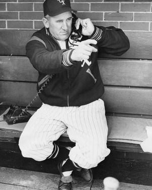 Cleveland Indians fire popular manager Lou Boudreau