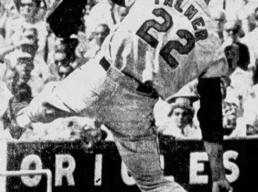 Jim Palmer becomes the youngest pitcher to throw a shutout in the World Series