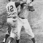 A circuit court jury inChicago, ILawardsJim Brewer damages stemming from his1960on-field fight withBilly Martin.