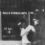The Tigers are no-hit by Oriole pitchers Steve Barber and Stu Miller, but still manage to win the game, 2-1.