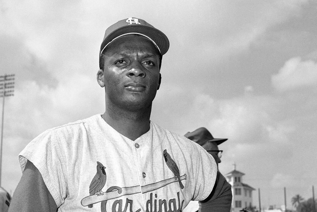 Curt Flood 1968
