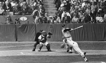 Mickey Lolich hits only homerun of career in 1968 World Series victory
