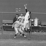 """Willie McCoveyhits two home runs as theNational Leaguebeats theAmerican League, 9 - 3, for its 7th straightAll-Star Gamewin, with McCovey namedAll-Star MVP.Mel Stottlemyrestarts for the AL whenDenny McLainis late arriving from a dental appointment. An interesting sidelight is provided byRoberto Clemente's sole turn at bat. He strikes out at the hands of""""Sudden"""" Sam McDowellbut, on the way there, one swing of the bat will furnishLarry Dierker's most vivid memory from the game: """"With all of the long balls, the one I remember most was hit by Roberto Clemente. The Great One hit it all the way into the upper deck, but it wasfoul. I had seen balls hit farther, but I had never seen a ball hit that far to theopposite field!"""""""