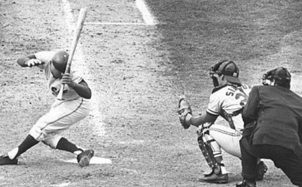 Expos second baseman Ron Hunt is plunked by a pitch for the 50th time of the season, establishing a big league record. By comparison, the runner-up in the league, teammate Rusty Staub, will be hit by a pitch only nine times.