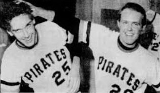 Milt May delivers a clutch pinch hit to give Pittsburgh the win in the first world series night game