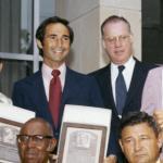 Baseball Writers elect three players to the Hall of Fame: Yogi Berra, Sandy Koufax and Early Wynn