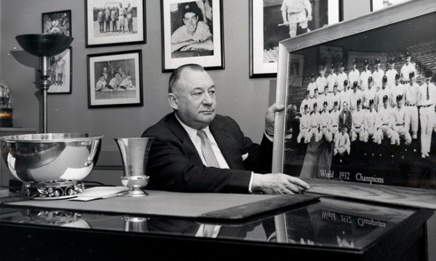 Former major league executive George Weiss dies at the age of 78