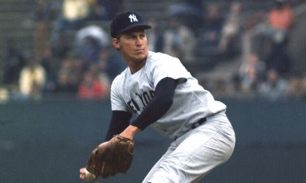 Mel Stottlemyre, suffering from a torn rotator cuff, is given his unconditional release by the Yankees